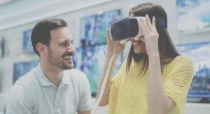 show room virtuel Réalité Virtuelle