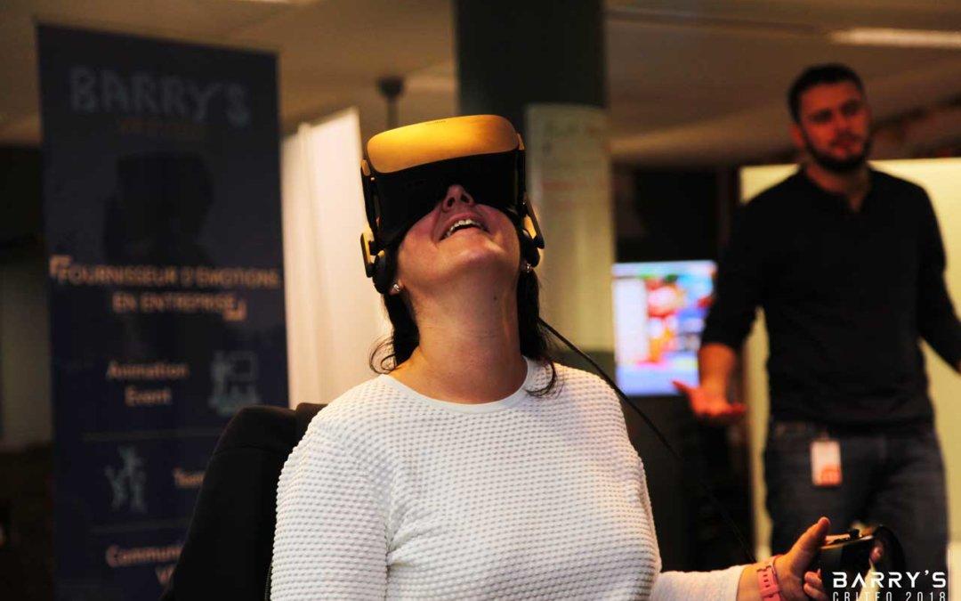 Le showroom virtuel – nouvel outil pour la démonstration produit