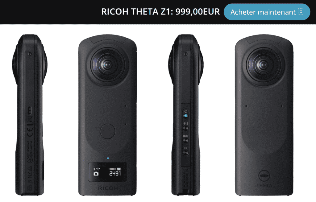 Theta Z1 360°