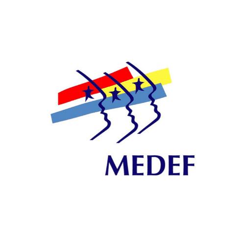 MEDEF logo png