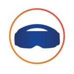 Pictogramme casque VR