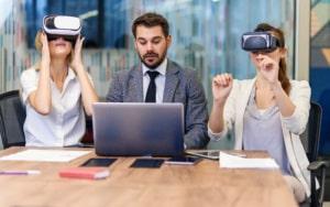 Réunion réalité virtuelle