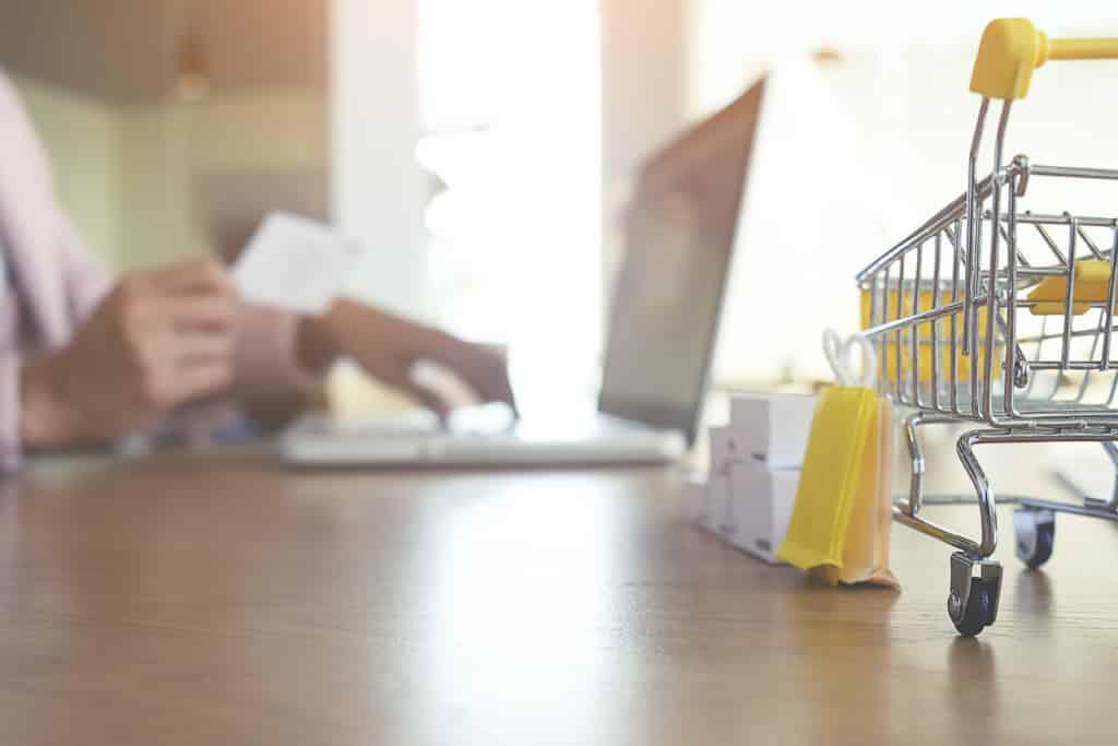 achat en ligne, e-commerce