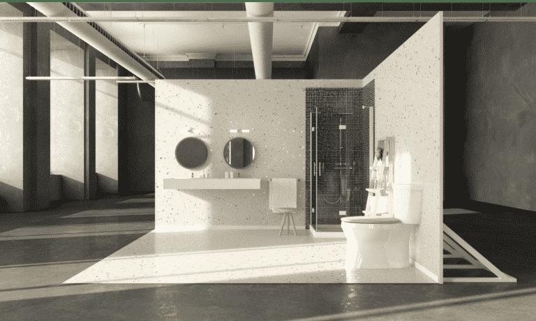 Showroom de salle de bain