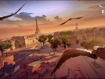 Jeux vidéo Paris VR