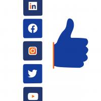 Réaction réseaux sociaux