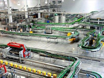 usine et chaine de montage